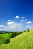 lata krajobrazu Zdjęcie Stock