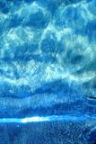 Lata minimalistyczny tło, krystaliczny morze, pionowo backgrou obraz royalty free
