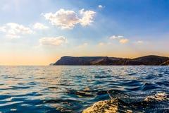 Lata morze Fotografia Royalty Free