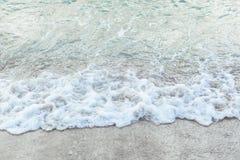 Lata morze relaksuje wakacje Obraz Royalty Free