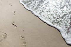 Lata morze relaksuje wakacje Zdjęcie Stock