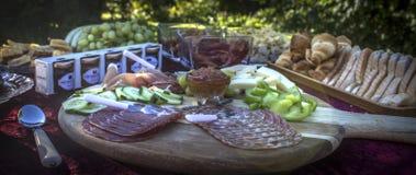 Lata śniadanio-lunch Zdjęcia Stock