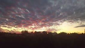 Lata nocne niebo Zdjęcia Stock