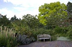 lata ogrodu zdjęcie stock