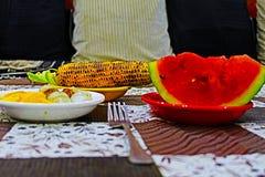 Lata smaczny jedzenie, India Zdjęcia Royalty Free