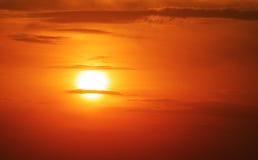lata słońce Fotografia Royalty Free