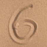 Lata tło Lat akcesoria, lata pojęcie Rozgwiazda z piaskiem jako tło Fotografia Royalty Free