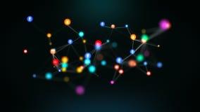 Latająca ikony sieć popularni ogólnospołeczni środki zbiory wideo