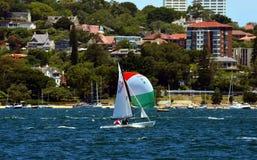 Latającego holendera Światowy mistrzostwo 2015, Sydney Zdjęcie Stock