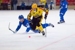 Latający Granovsky Vasily (25) spada puszek Obraz Stock