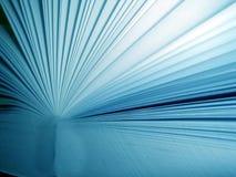 latający papiery zdjęcie stock