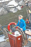 Latający holender Zdjęcie Royalty Free
