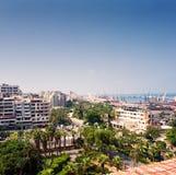 Latakia port Royalty Free Stock Photos