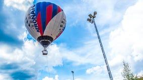 Latanie balonem festiwal Zdjęcie Stock