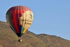 latanie balonem temecula Obraz Royalty Free