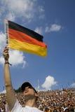 latanie bandery Zdjęcie Stock