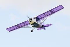 latanie samolotowego pojedynczy photoshop Zdjęcie Royalty Free