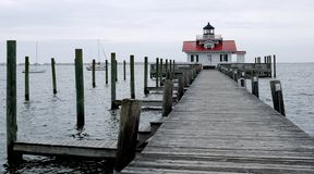 latarni morskich bagna Roanoke zdjęcie royalty free