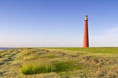 Latarni morskiej Lange Jaap meliny Helder holandie Obraz Stock