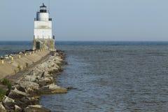 latarni morskiej manitowoc molo Zdjęcie Stock