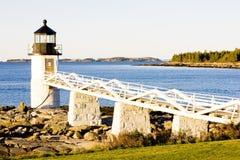 latarni morskiej marshall punkt Fotografia Stock