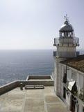 latarni morskiej morze Obrazy Royalty Free