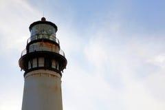 latarni morskiej niebo Zdjęcia Royalty Free