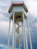latarni morskiej niebo Obrazy Stock