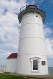 latarni morskiej nobska nobsque obraz stock