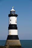 latarni morskiej penmon zdjęcia royalty free