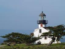 latarni morskiej pinos punkt Fotografia Stock