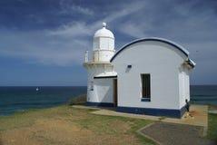 latarni morskiej punktu halsowanie Fotografia Stock