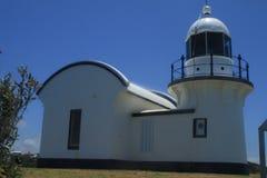 latarni morskiej punktu halsowanie Obraz Royalty Free