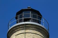 latarni morskiej southport Obraz Stock