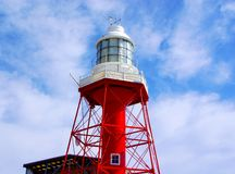 latarni portowej adelaide Fotografia Stock