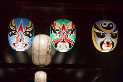 latarnia japoński Zdjęcie Royalty Free