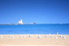 latarnia morska 2 obraz stock