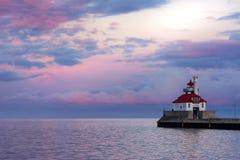 Latarnia morska Zdjęcia Stock