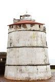 Latarnia morska Aguada fort Obraz Royalty Free