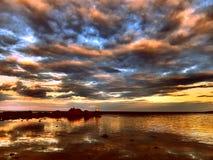 Latarnia morska Ahtopol Obraz Stock
