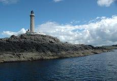 latarnia morska ardnamurchan Zdjęcie Stock