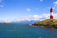 latarnia morska barwna Fotografia Stock