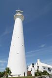 latarnia morska bermudy Fotografia Royalty Free