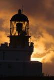 latarnia morska birsay obraz stock