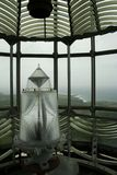latarnia morska bojeador Philippines Zdjęcia Royalty Free