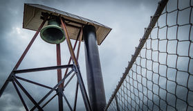 Latarnia morska dzwon Zdjęcie Royalty Free
