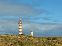 Latarnia morska Faro De El Toston Zdjęcie Stock