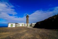 Latarnia morska Faro De Orchilla Obrazy Stock