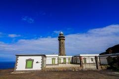 Latarnia morska Faro De Orchilla Fotografia Stock