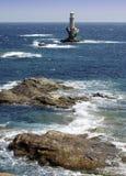 latarnia morska greece Zdjęcie Stock